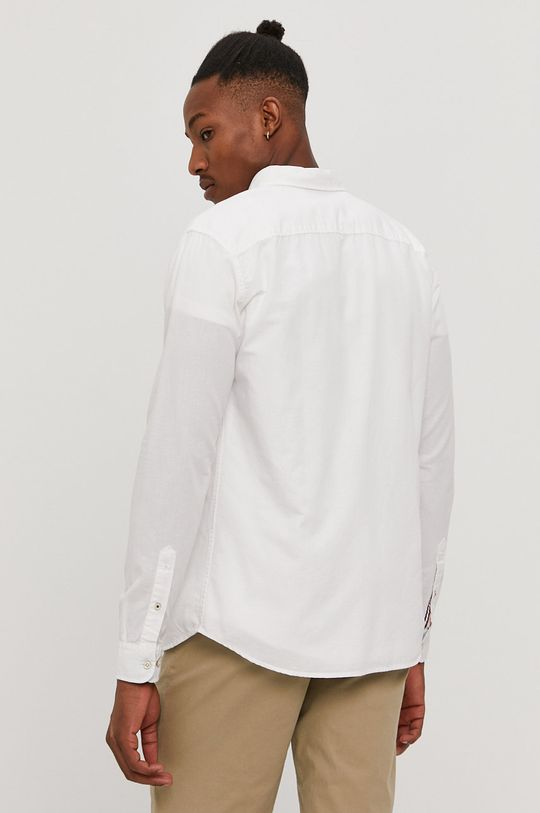 biela Jack & Jones - Košeľa