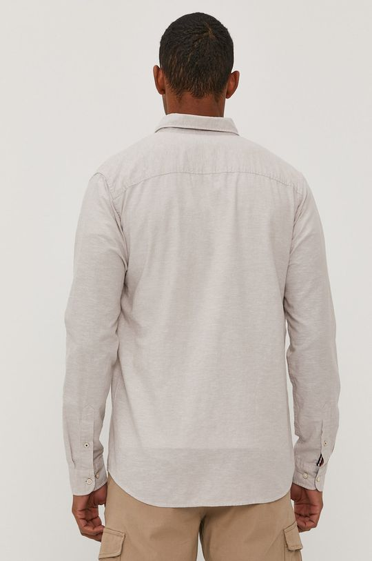 jasny szary Jack & Jones - Koszula