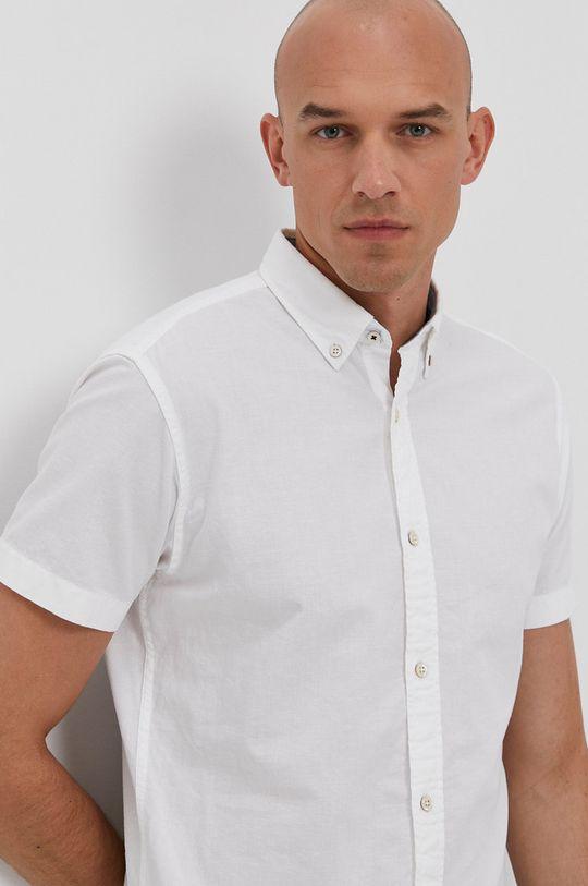bílá Jack & Jones - Košile Pánský