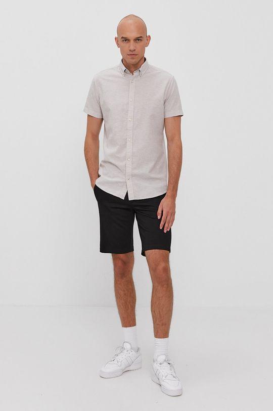 Jack & Jones - Košile  74% Bavlna, 26% Len