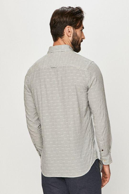 biały Premium by Jack&Jones - Koszula bawełniana