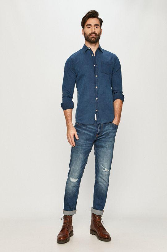 Premium by Jack&Jones - Bavlnená košeľa  100% Bavlna