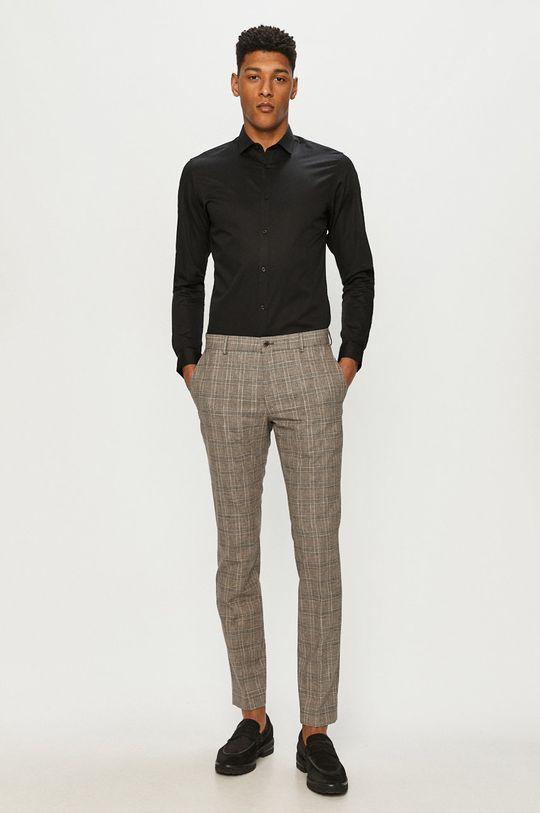 Premium by Jack&Jones - Koszula 100 % Bawełna
