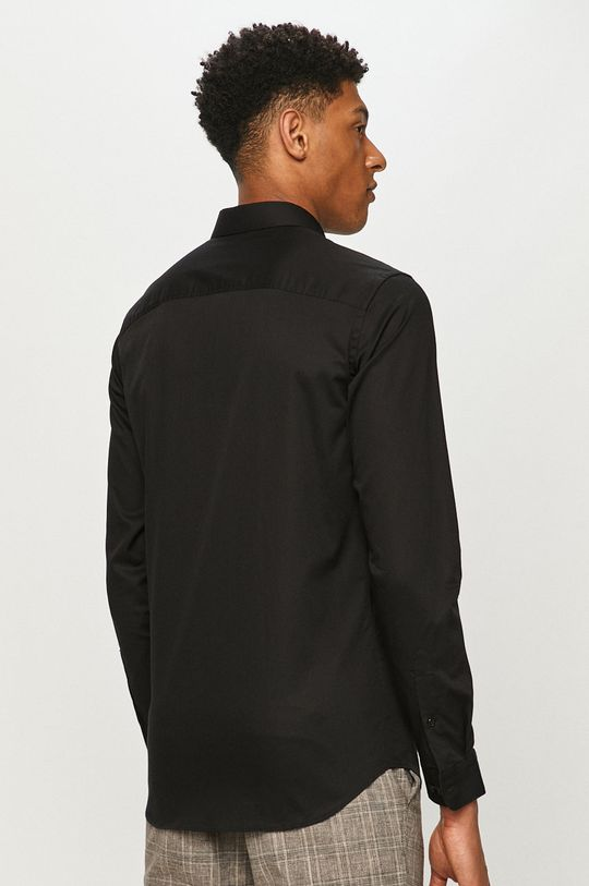 czarny Premium by Jack&Jones - Koszula