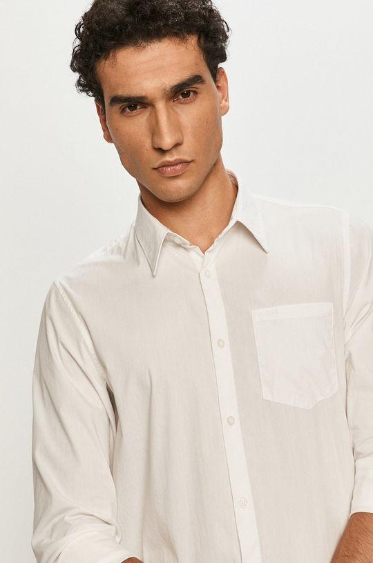 biela Guess - Košeľa Pánsky