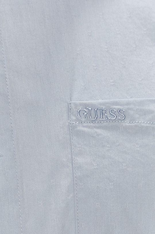 Guess - Koszula jasny niebieski
