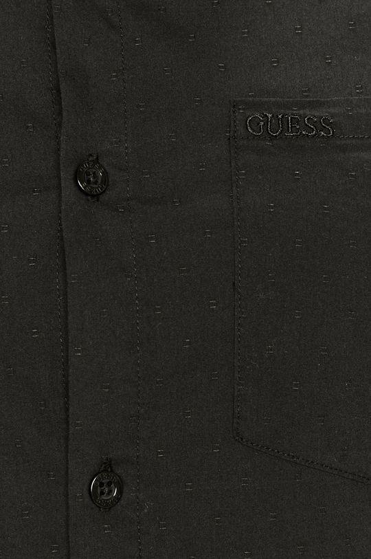 Guess - Koszula czarny