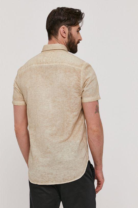 kremowy Guess - Koszula