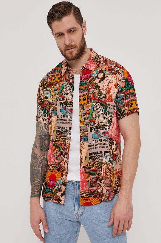 viacfarebná Guess - Košeľa Pánsky