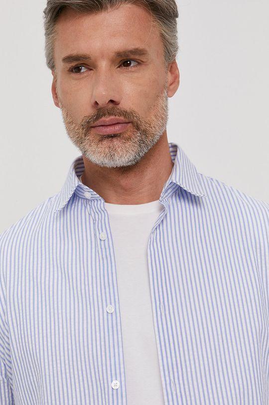 jasny niebieski Marciano Guess - Koszula bawełniana Męski