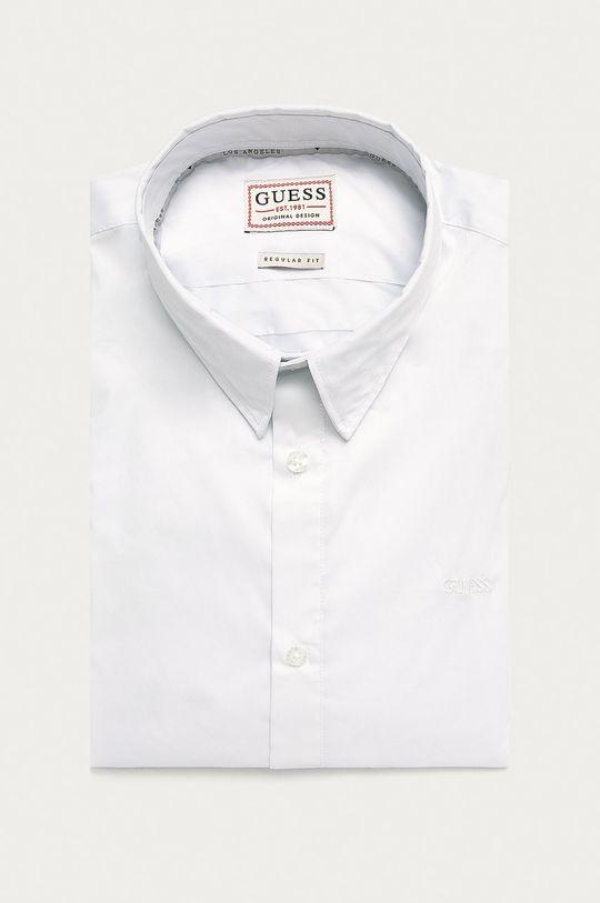 bílá Guess - Košile Pánský