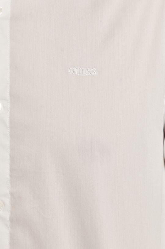 Guess - Košile  75% Bavlna, 3% Elastan, 22% Polyamid