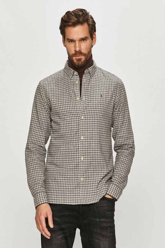 AllSaints - Bavlněné tričko Pánský
