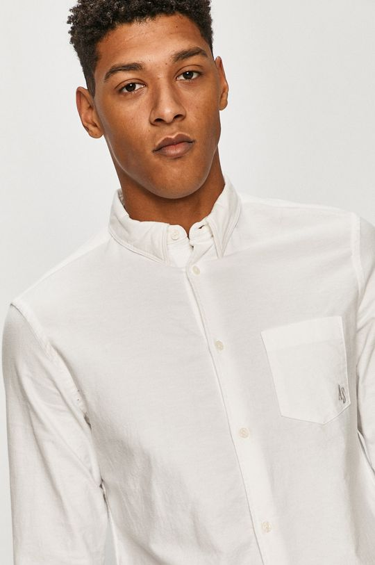 AllSaints - Koszula bawełniana Męski