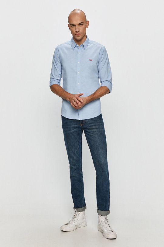 Levi's - Bavlnená košeľa  100% Bavlna