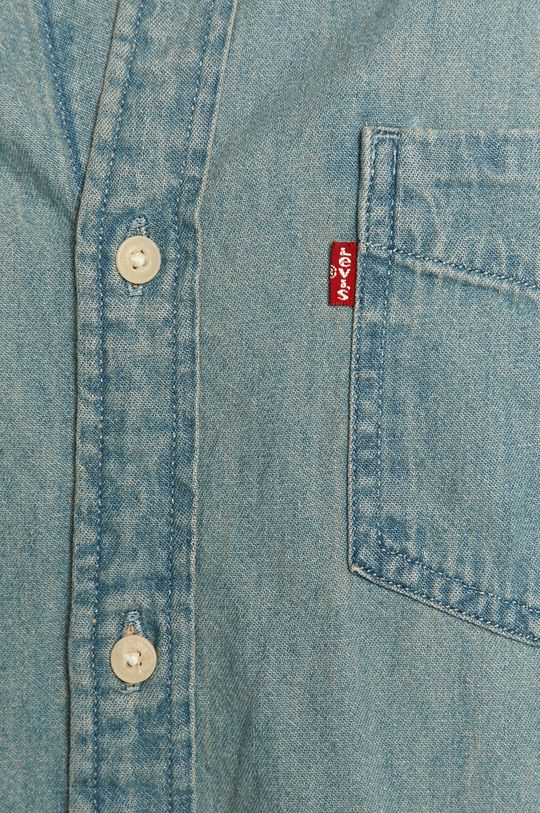 Levi's - Koszula bawełniana niebieski