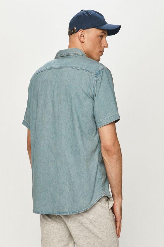 niebieski Levi's - Koszula bawełniana