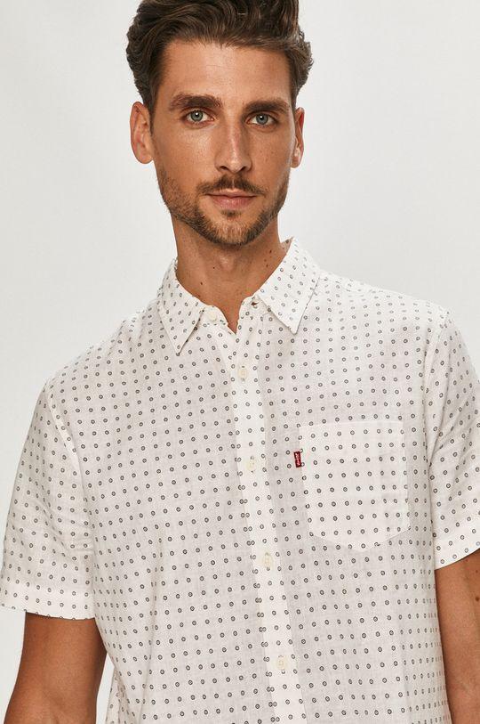 biały Levi's - Koszula Męski