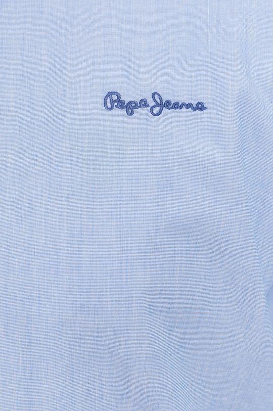 Pepe Jeans - Koszula Braden niebieski