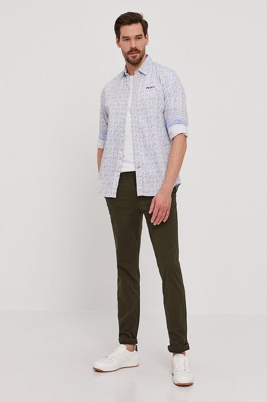 Pepe Jeans - Koszula Brandon 100 % Bawełna