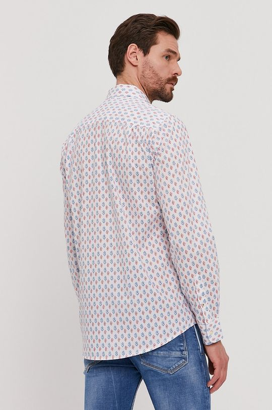 biela Pepe Jeans - Košeľa Brett