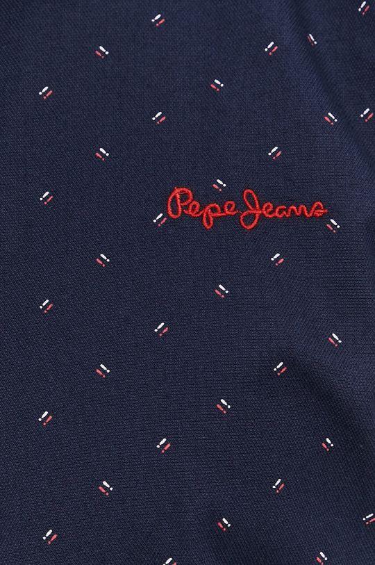 Pepe Jeans - Koszula Brennan granatowy