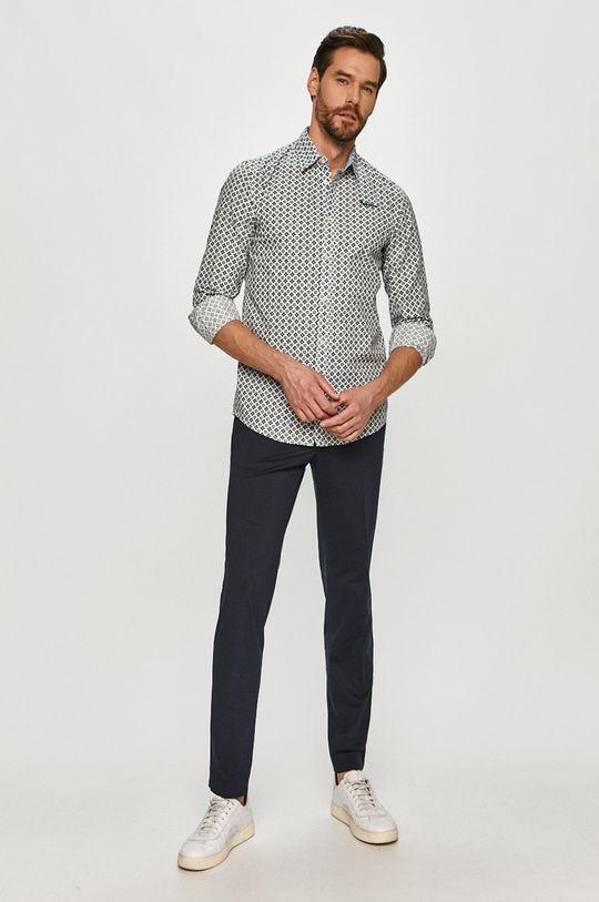 Pepe Jeans - Camasa din bumbac Lana  100% Bumbac