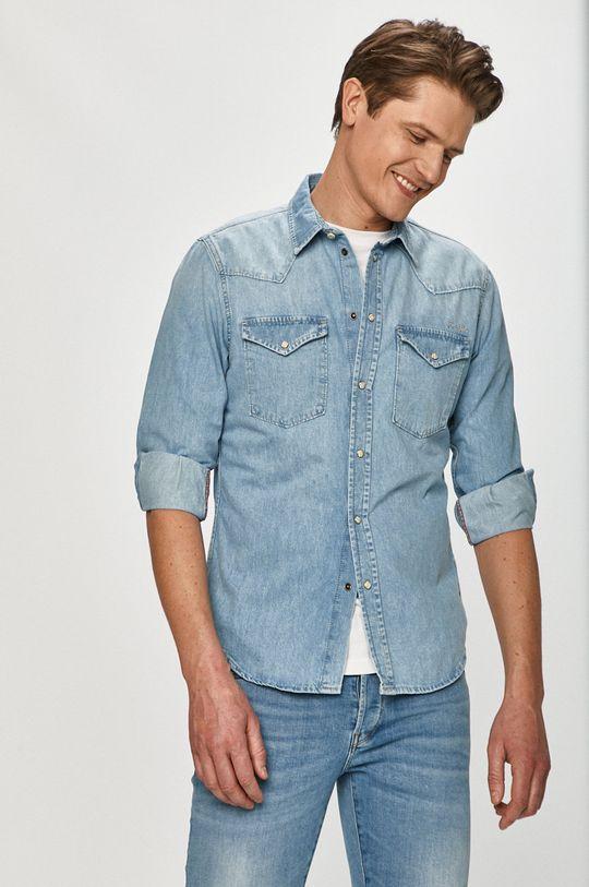 Pepe Jeans - Bavlněné tričko Noah Pánský