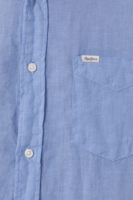 Pepe Jeans - Koszula Parker jasny niebieski