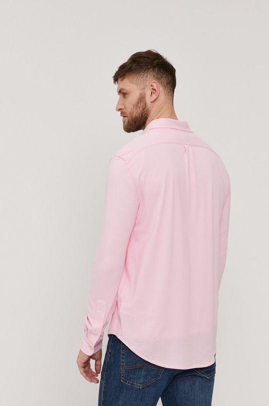 różowy Polo Ralph Lauren - Koszula bawełniana