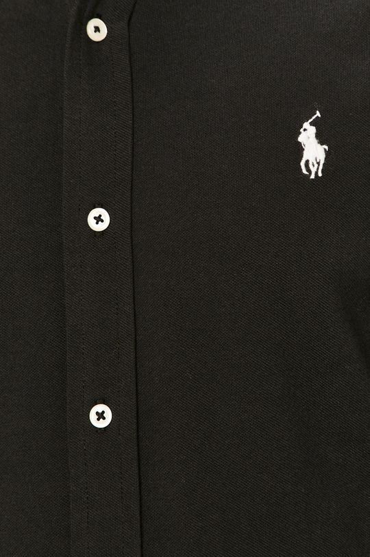 Polo Ralph Lauren - Koszula bawełniana czarny