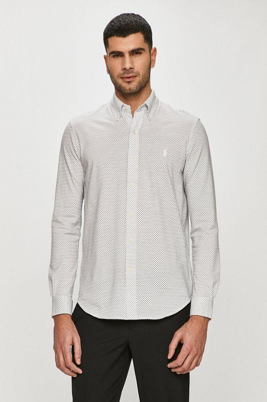 biela Polo Ralph Lauren - Košeľa Pánsky