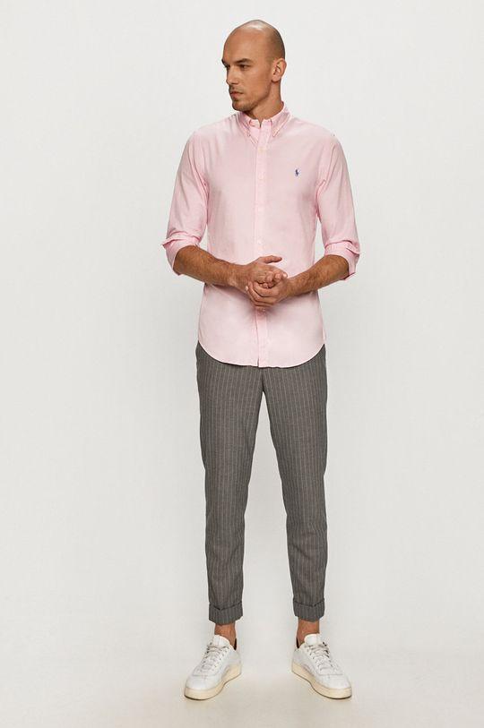 Polo Ralph Lauren - Бавовняна сорочка  100% Бавовна