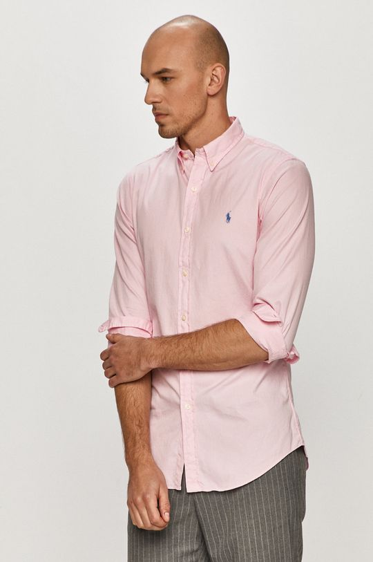 Polo Ralph Lauren - Бавовняна сорочка Чоловічий