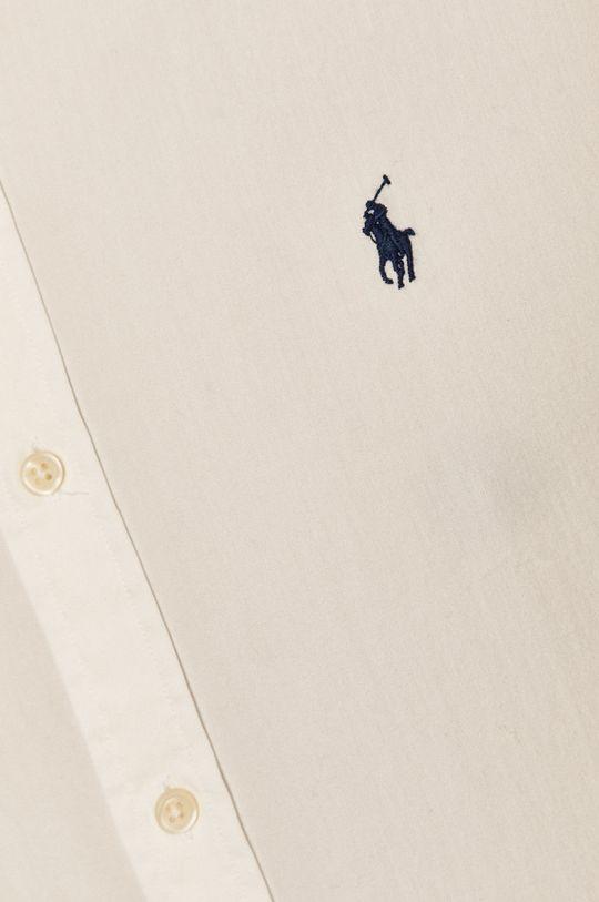 Polo Ralph Lauren - Bavlnená košeľa biela