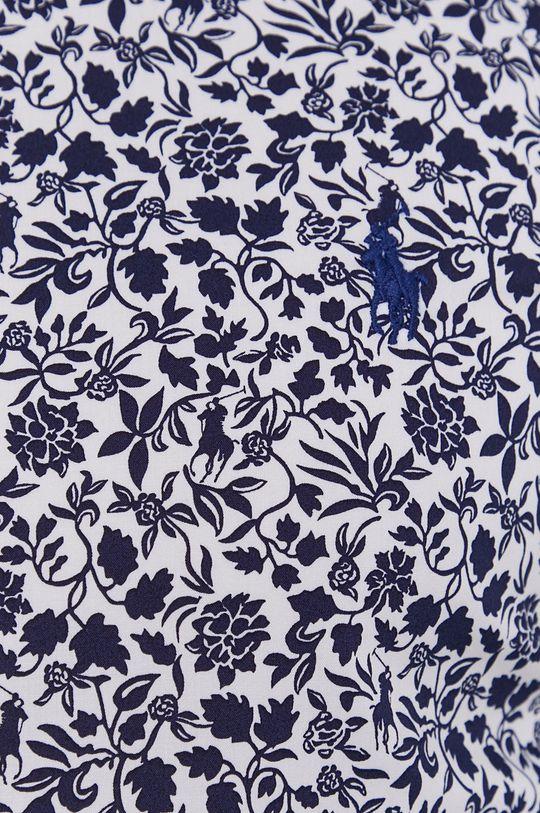 Polo Ralph Lauren - Bavlnená košeľa tmavomodrá