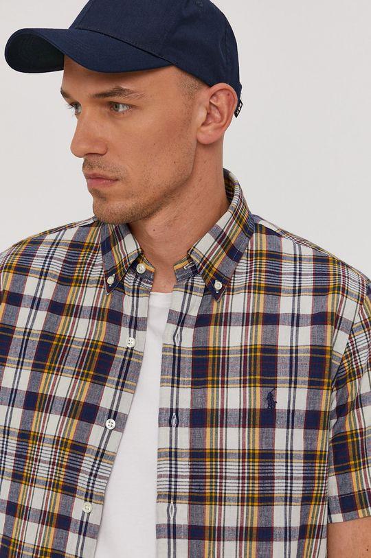 multicolor Polo Ralph Lauren - Koszula bawełniana Męski