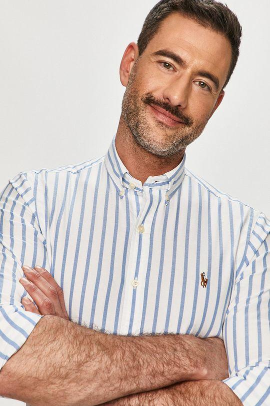 niebieski Polo Ralph Lauren - Koszula Męski