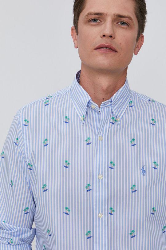 vícebarevná Polo Ralph Lauren - Bavlněné tričko Pánský