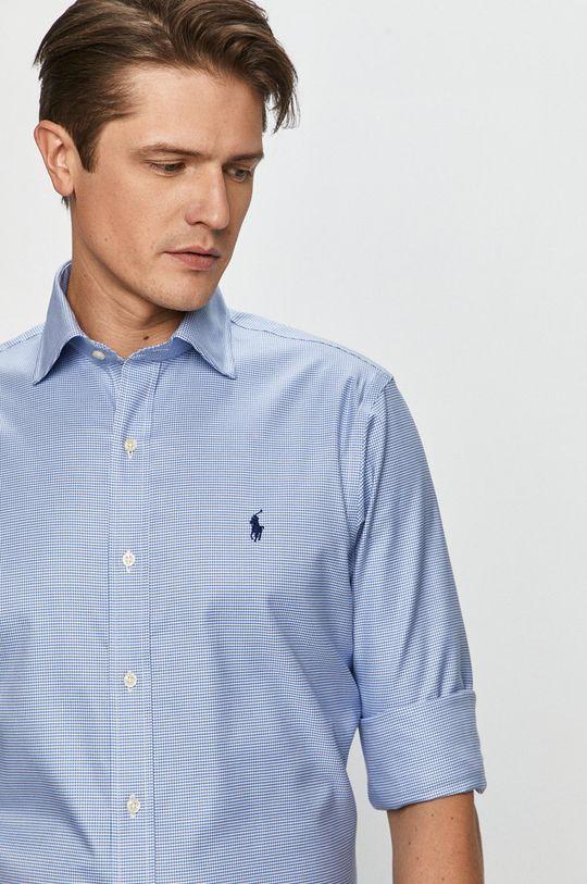 Polo Ralph Lauren - Bavlnená košeľa Pánsky