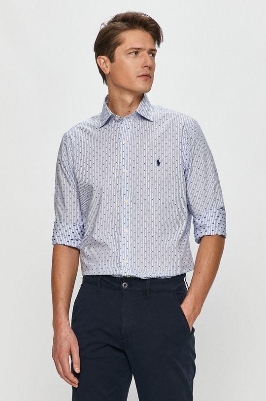 Polo Ralph Lauren - Bavlněné tričko modrá