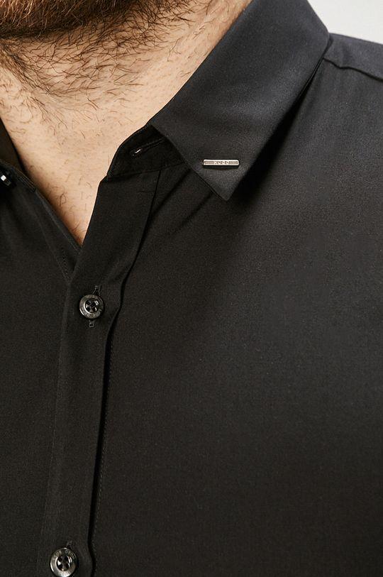 Hugo - Koszula czarny