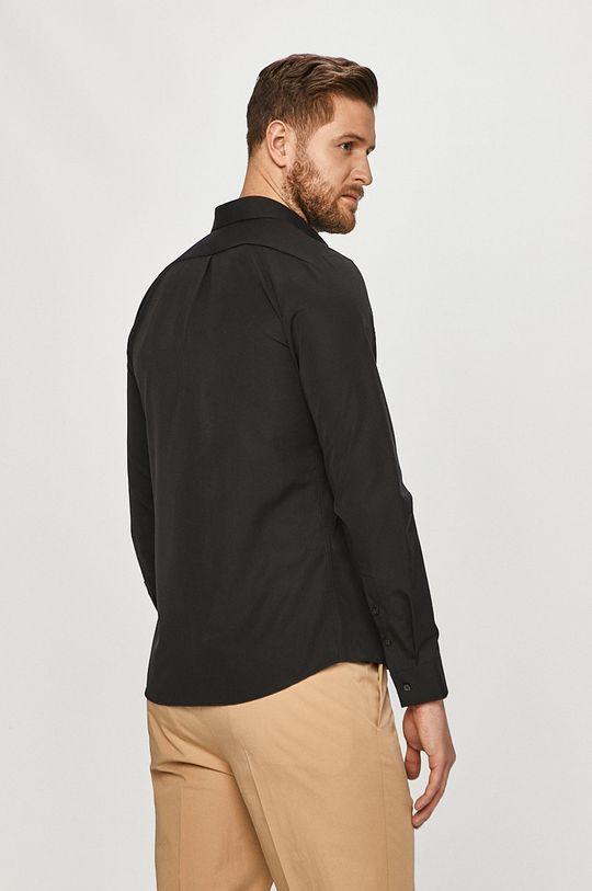 czarny Hugo - Koszula