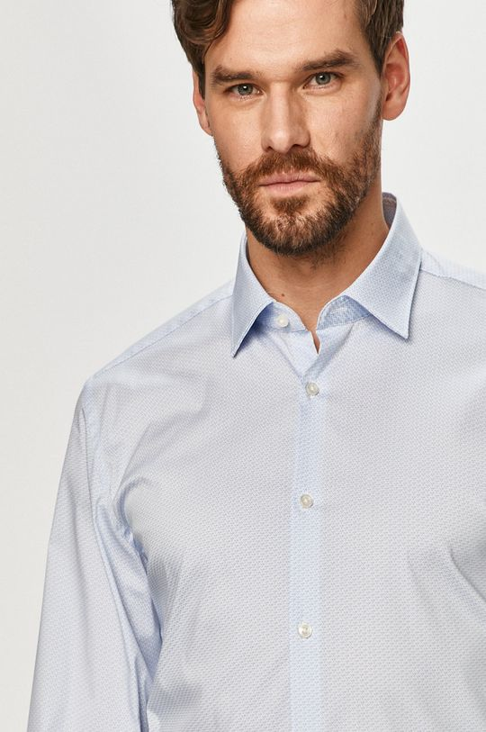 světle modrá Hugo - Košile Pánský