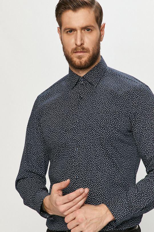 tmavomodrá Hugo - Košeľa