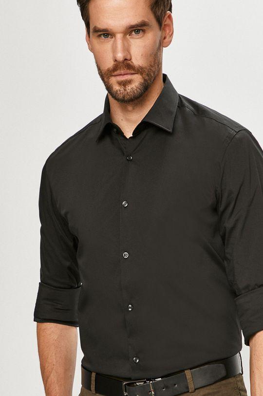 negru Hugo - Camasa De bărbați