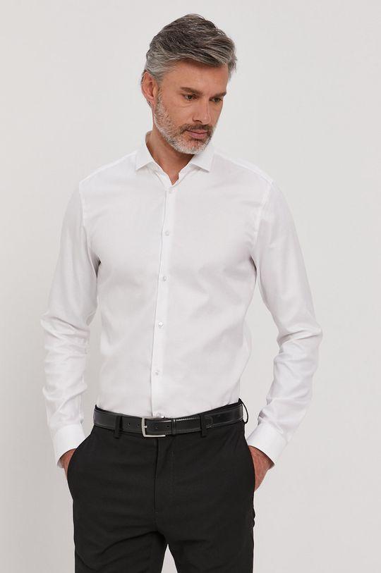Hugo - Koszula bawełniana Męski