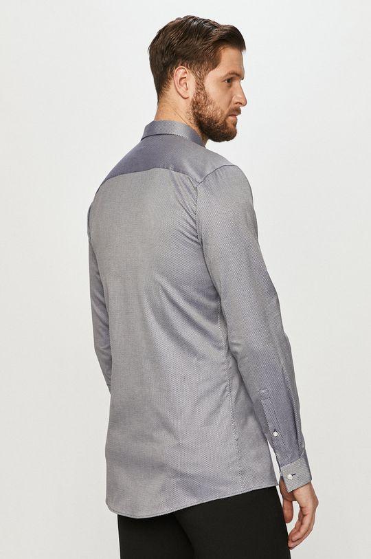 tmavomodrá Hugo - Bavlnená košeľa