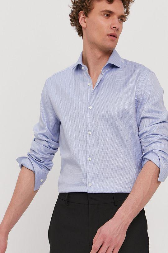 jasny niebieski Hugo - Koszula Męski