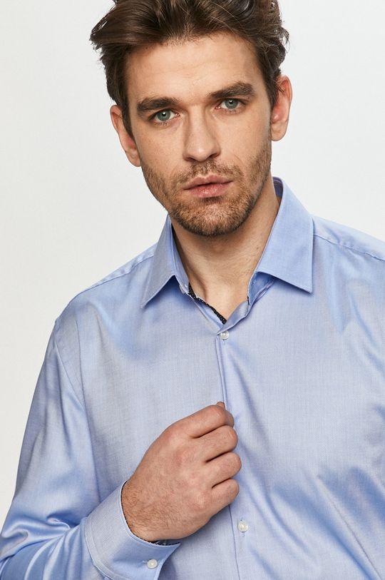 jasny niebieski Hugo - Koszula bawełniana Męski